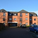 25 Vinery Court. Stratford upon Avon at  for £595
